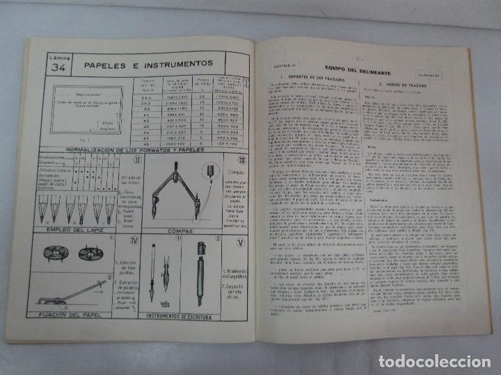 Libros de segunda mano: TECNOLOGIA DE LAS FABRICACIONES MECANICAS. A. CHEVALIER. EDICIONES TEA. FASCISCULO Nº 4-9-20. - Foto 45 - 129300063
