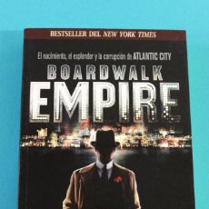 Libros de segunda mano: NELSON JOHNSON - BOARDWALK EMPIRE - SUMA DE LETRAS. Lote 129302271