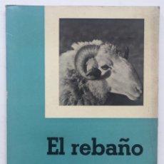 Libros de segunda mano: EL REBAÑO II - SERVICIO DE EXTENSIÓN AGRARIA - MINISTERIO DE AGRICULTURA - MADRID 1958. Lote 129305667