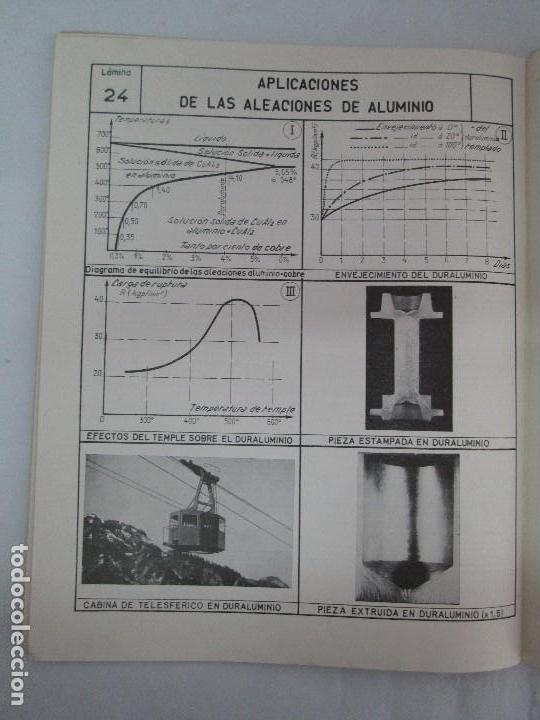 Libros de segunda mano: TECNOLOGIA DE LAS FABRICACIONES MECANICAS. A. CHEVALIER. EDICIONES TEA. FASCISCULO Nº 4-9-20. - Foto 17 - 129300063