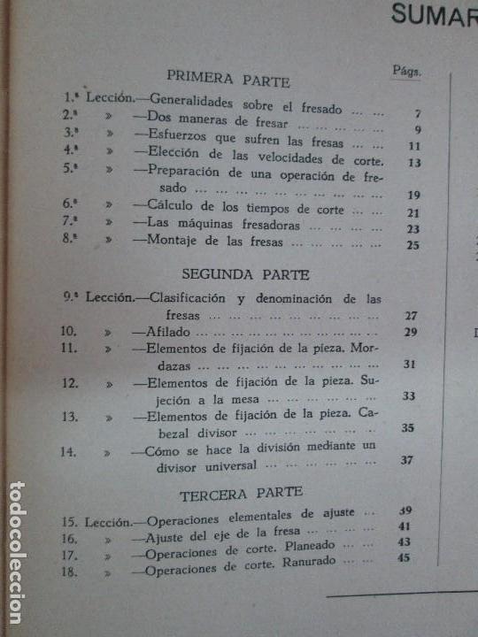 Libros de segunda mano: TECNOLOGIA DE LAS FABRICACIONES MECANICAS. A. CHEVALIER. EDICIONES TEA. FASCISCULO Nº 4-9-20. - Foto 22 - 129300063