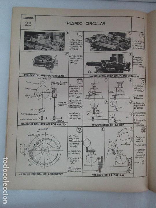Libros de segunda mano: TECNOLOGIA DE LAS FABRICACIONES MECANICAS. A. CHEVALIER. EDICIONES TEA. FASCISCULO Nº 4-9-20. - Foto 31 - 129300063