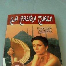 Libros de segunda mano: LA PASION TURCA.- ANTONIO GALA. Lote 196121870