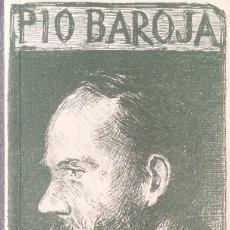Libros de segunda mano: AYER Y HOY. PÍO BAROJA.. Lote 129446183
