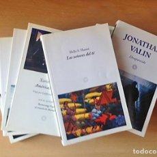 Libros de segunda mano: COLECCIÓN 9 LIBROS EDICIONES DE BOLSILLO. Lote 129461279