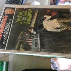 Libros de segunda mano: LIBRO ALFRED HITCOOCK Y LOS 3 INVESTIGADORES NUM 2 MISTERIO LORO TARTAMUDO CON SOBRECUBIERTA VER FOT. Lote 129461539