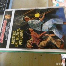Libros de segunda mano: LIBRO ALFRED HITCOOCK Y LOS 3 INVESTIGADORES NUM 9 NUEVA ETAPA MUSICAL PELIGROSO. Lote 129466479