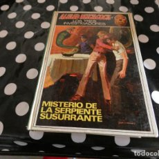 Libros de segunda mano: LIBRO ALFRED HITCOOCK Y LOS 3 INVESTIGADORES NUM 17 MISTERIO SERPIENTE SUSURRANTE. Lote 129495223