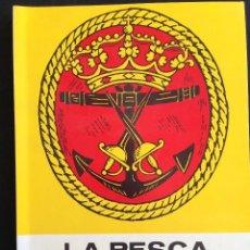 Libros de segunda mano: ALICANTE - LA PESCA EN ALICANTE (ENSAYO PARA SU HISTORIA) - LUIS MAS Y GIL. Lote 129516651