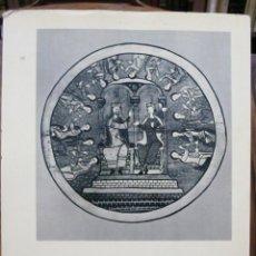 Libros de segunda mano: ARS HISPANIAE. LA MINIATURA. GRABADO. ENCUADERNACIÓN. - DOMINGUEZ BORDONA, J., AINAUD, JUAN.. Lote 123182464