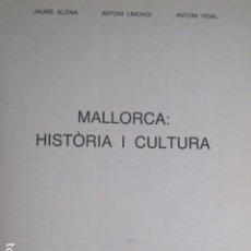 Libros de segunda mano: LA MARINA EN MALLORCA. JUAN POU MUNTANERA. HISTORIA DE MALLORCA, . Lote 129538755