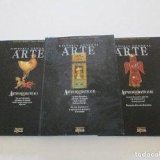 Libros de segunda mano: HISTORIA GENERAL DEL ARTE. ARQUITECTURA. ESCULTURA. PINTURA. ARTES DECORATIVAS...RMT87275. Lote 129541871