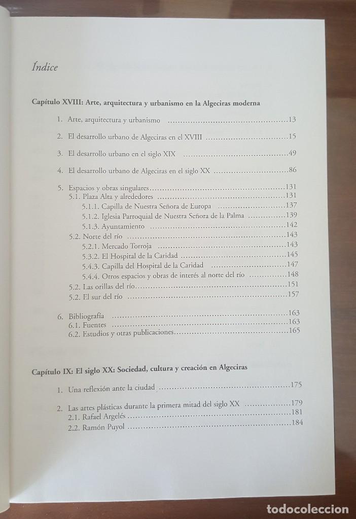 Historia De Algeciras Tomo 3 Arte Y Cultura E Comprar En