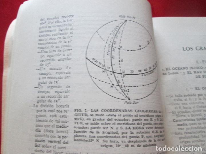 Libros de segunda mano: LIBRO-GEOGRAFÍA UNIVERSAL-GRAFO ESQUEMÁTICA-1962-5ªEDICIÓN-GONZALO NOVO ROMEO-VER FOTOS - Foto 9 - 129665551