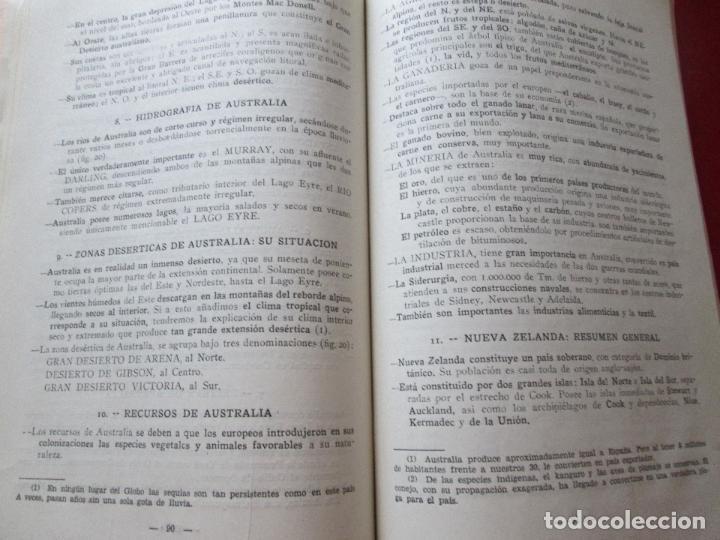 Libros de segunda mano: LIBRO-GEOGRAFÍA UNIVERSAL-GRAFO ESQUEMÁTICA-1962-5ªEDICIÓN-GONZALO NOVO ROMEO-VER FOTOS - Foto 11 - 129665551