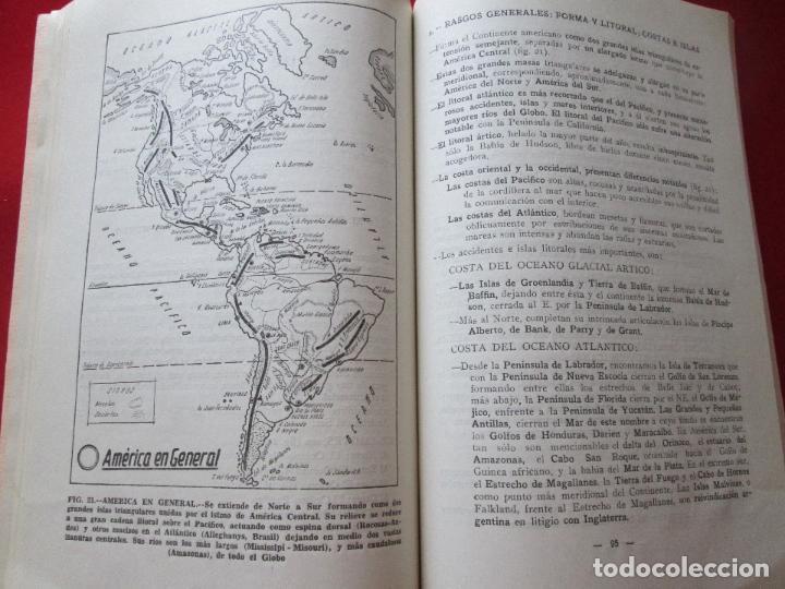 Libros de segunda mano: LIBRO-GEOGRAFÍA UNIVERSAL-GRAFO ESQUEMÁTICA-1962-5ªEDICIÓN-GONZALO NOVO ROMEO-VER FOTOS - Foto 12 - 129665551