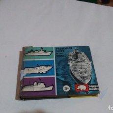 Libros de segunda mano: PASSENGER SHIPS OF THE WORLD - HIPPO BOOKS. Lote 129672023