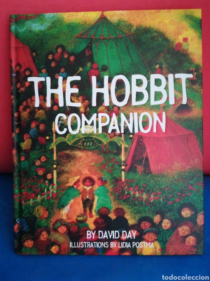 THE HOBBIT COMPANION - DAY AND POSTMA - SOBRE EL MUNDO DE TOLKIEN Y ESDLA - ANOVA, 2012 (INGLÉS) (Libros de Segunda Mano (posteriores a 1936) - Literatura - Otros)