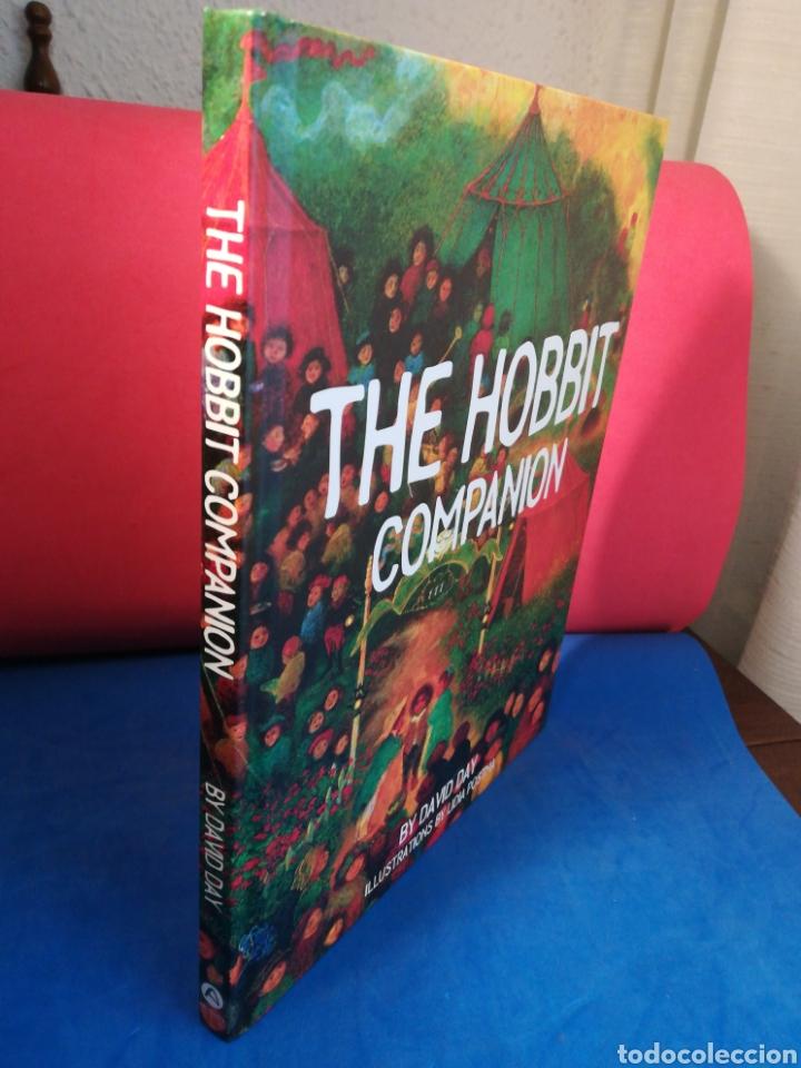 Libros de segunda mano: The Hobbit Companion - Day and Postma - Sobre el mundo de Tolkien y ESDLA - Anova, 2012 (inglés) - Foto 2 - 129724784