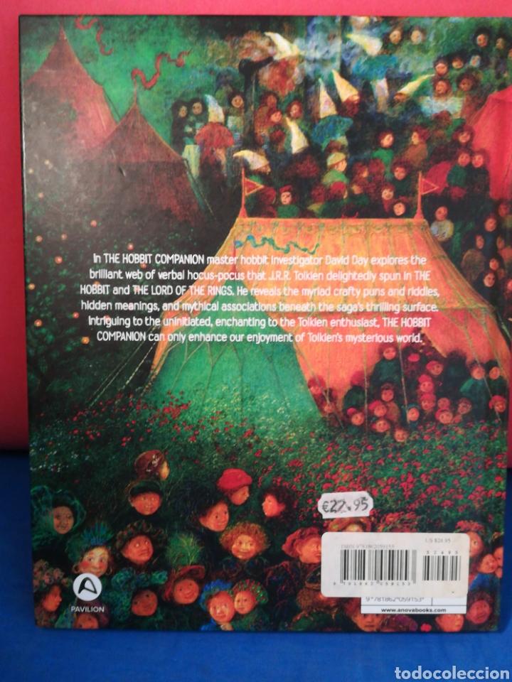 Libros de segunda mano: The Hobbit Companion - Day and Postma - Sobre el mundo de Tolkien y ESDLA - Anova, 2012 (inglés) - Foto 3 - 129724784