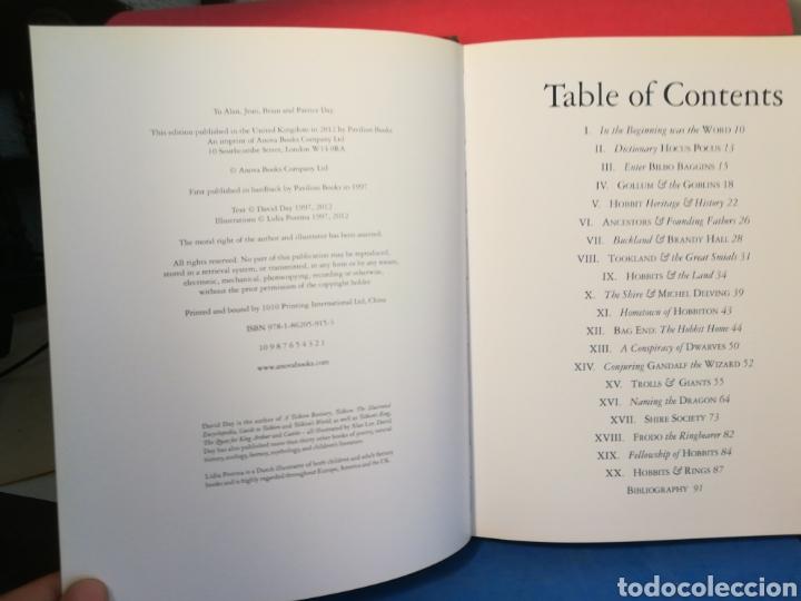 Libros de segunda mano: The Hobbit Companion - Day and Postma - Sobre el mundo de Tolkien y ESDLA - Anova, 2012 (inglés) - Foto 5 - 129724784