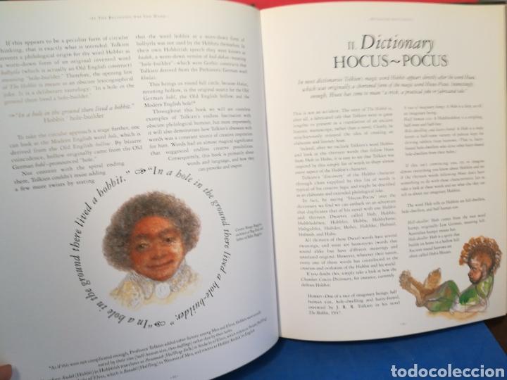Libros de segunda mano: The Hobbit Companion - Day and Postma - Sobre el mundo de Tolkien y ESDLA - Anova, 2012 (inglés) - Foto 7 - 129724784