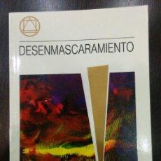 Libros de segunda mano: JAN VAN RICKENBORGH / DESENMASCARAMIENTO / EDITORIAL ROSACRUZ. Lote 129990207