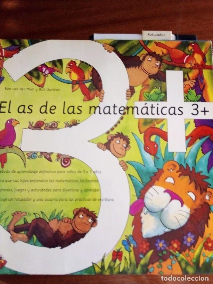 EL AS DE LAS MATEMÁTICAS: RON VAN DER MEER (Libros de Segunda Mano - Literatura Infantil y Juvenil - Otros)