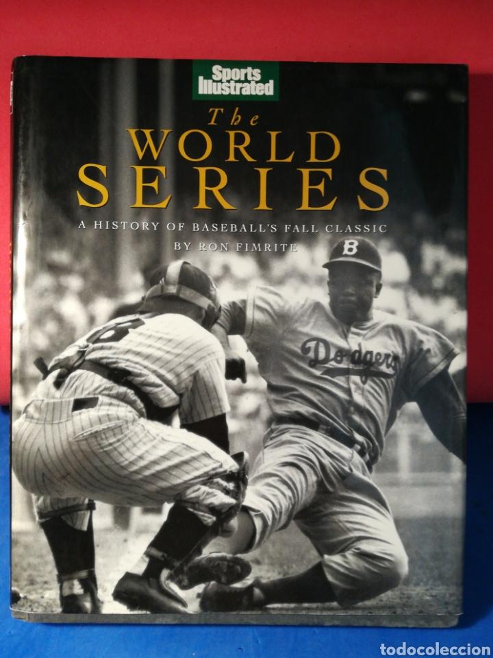 HISTORIA DEL BASEBALL (INGLÉS) - THE WORLD SERIES - SPORTS ILLUSTRATED, 1993 (Libros de Segunda Mano - Bellas artes, ocio y coleccionismo - Otros)