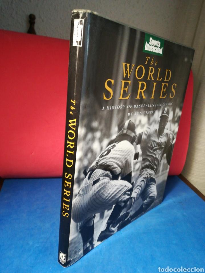 Libros de segunda mano: Historia del baseball (inglés) - The World Series - Sports Illustrated, 1993 - Foto 3 - 130025739