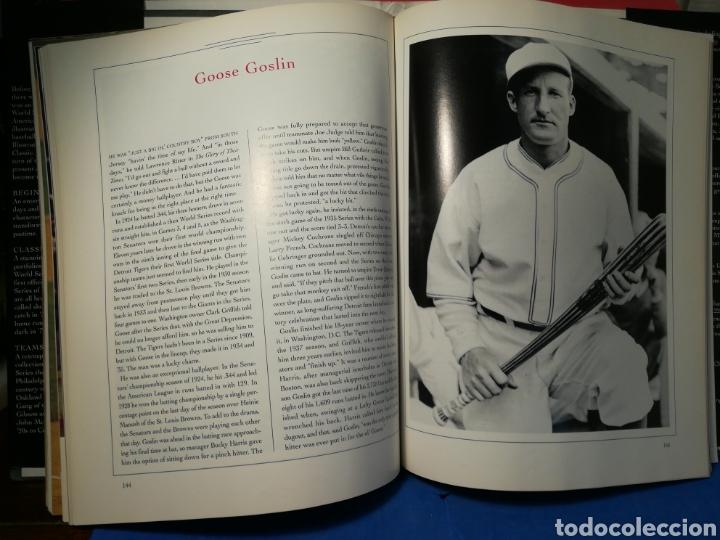 Libros de segunda mano: Historia del baseball (inglés) - The World Series - Sports Illustrated, 1993 - Foto 4 - 130025739