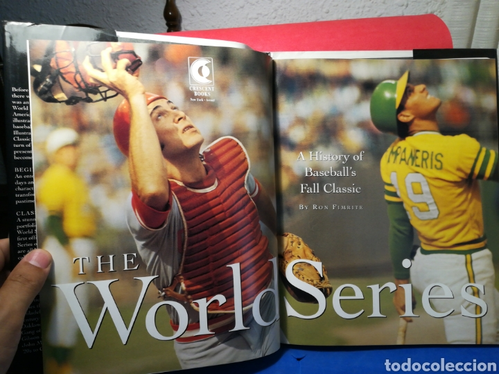 Libros de segunda mano: Historia del baseball (inglés) - The World Series - Sports Illustrated, 1993 - Foto 7 - 130025739