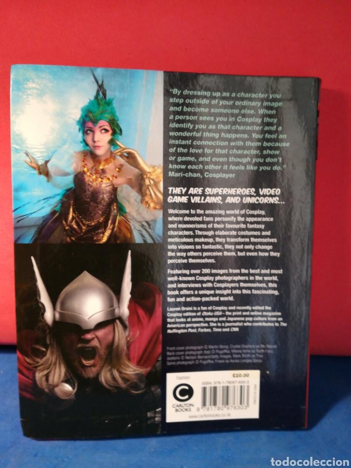 Libros de segunda mano: Libro Cosplay (inglés) - The Fantasy World of Role Play - Lauren Orsini - Carlton Books, 2015 - Foto 3 - 130027638