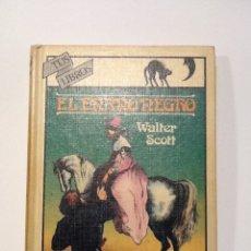 Libros de segunda mano: EL ENANO NEGRO - WALTER SCOTT - ANAYA 1988 - PRIMERA EDICIÓN. Lote 130057955