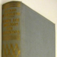 Libros de segunda mano: TODOS LOS OMBLIGOS SON REDONDOS - ALVARO DELAIGLESIA *. Lote 130163999