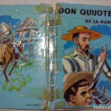 Libros de segunda mano: LIBROS: DON QUIJOTE DE LA MANCHA. EDITORIAL SUSAETA. (ABLN). Lote 130371998