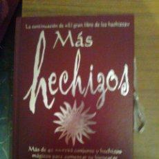 Libros de segunda mano: MÁS HECHIZOS (MARIAN GREEN). Lote 128963755