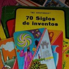 Libros de segunda mano: 70 SIGLOS DE INVENTOS 1957. Lote 130384951
