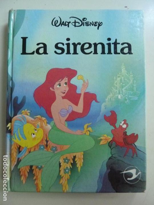 LA SIRENITA. WALT DISNEY (Libros de Segunda Mano - Literatura Infantil y Juvenil - Otros)