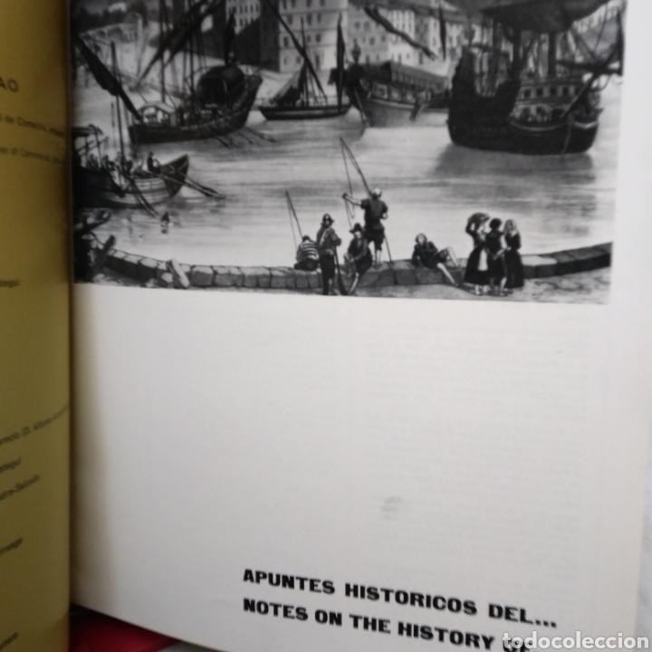 Libros de segunda mano: EL DEPOSITO FRANCO EN EL PUERTO DE BILBAO. EDITADO EN BILBAO. AÑO 1964. - Foto 4 - 130490632