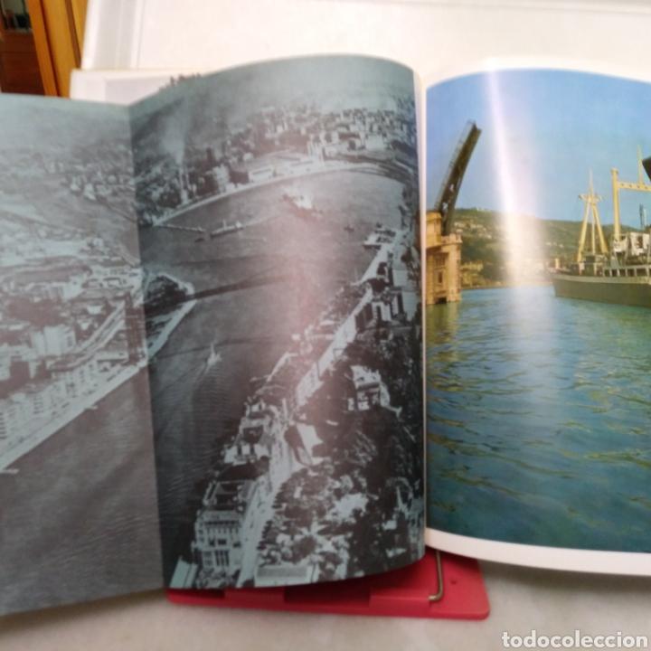Libros de segunda mano: EL DEPOSITO FRANCO EN EL PUERTO DE BILBAO. EDITADO EN BILBAO. AÑO 1964. - Foto 5 - 130490632