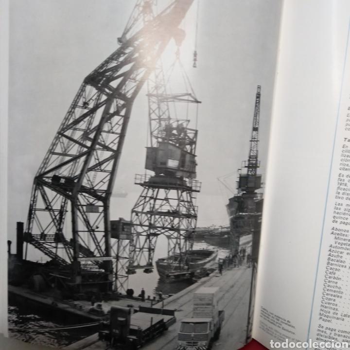 Libros de segunda mano: EL DEPOSITO FRANCO EN EL PUERTO DE BILBAO. EDITADO EN BILBAO. AÑO 1964. - Foto 8 - 130490632