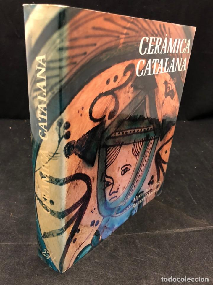 ALEXANDRE CIRICI. CERÀMICA CATALANA. 1977 (Libros de Segunda Mano - Bellas artes, ocio y coleccionismo - Otros)