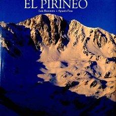Libros de segunda mano: EL PIRINEO (CASTELLANO - INGLÉS) - KIM CASTELLS / LLUÍS RACIONERO / AGUSTÍN FAUS - LUNWERG. Lote 109027399