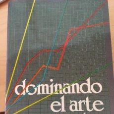 Libros de segunda mano: DOMINANDO EL ARTE DE VENDER - HOPKINS, TOM. Lote 130604762