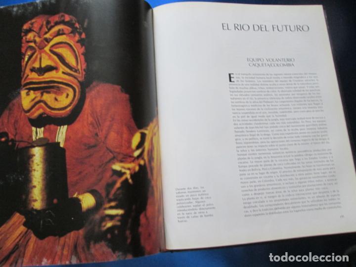 Libros de segunda mano: LIBRO-EL VIAJE DE COUSTEAU POR EL AMAZONAS-1983-240 PÁGINAS-PERFECTO ESTADO-VER FOTOS - Foto 10 - 130610810