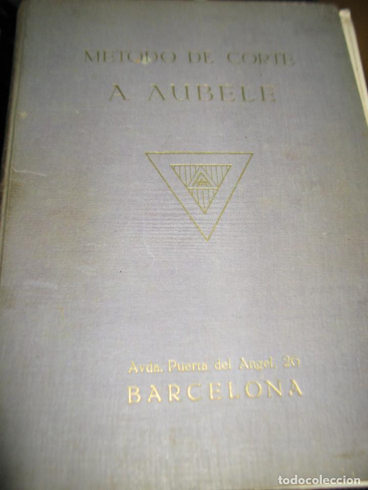 libro metodo de corte a. aubele barcelona patro - Comprar en ...