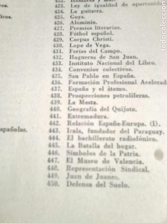 Libros de segunda mano: Libro,año 1964,defensa del suelo,temas españoles,número 450 - Foto 7 - 130628048
