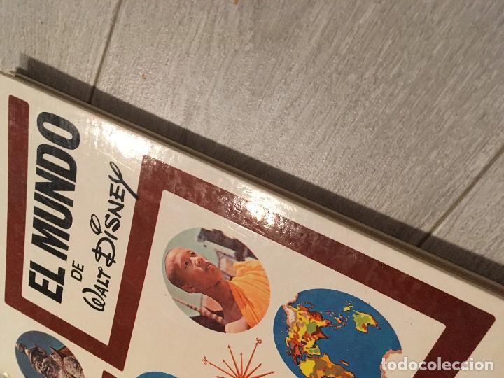 Libros de segunda mano: EL MUNDO DE WALT DISNEY - EDICIONES GAISA - Foto 4 - 130636238