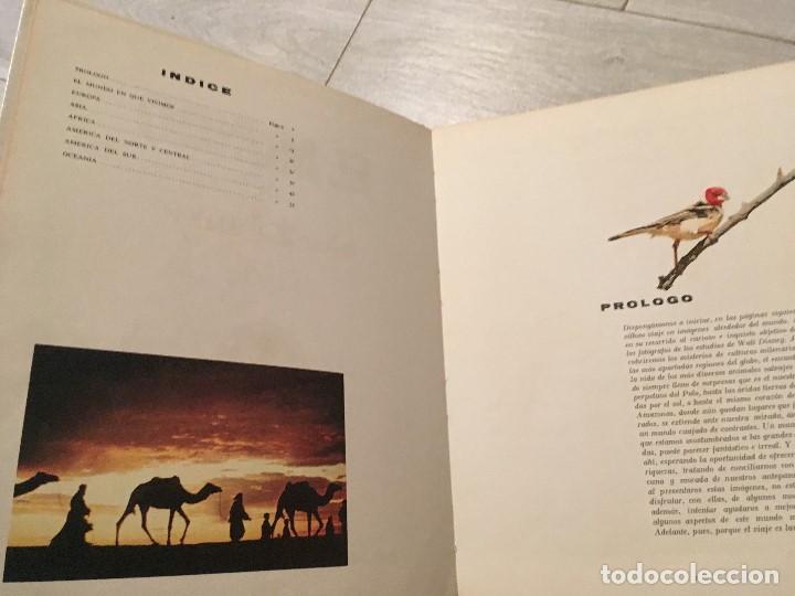 Libros de segunda mano: EL MUNDO DE WALT DISNEY - EDICIONES GAISA - Foto 5 - 130636238
